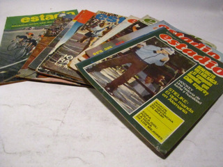 Revista Estadio Quimantu Lote, 1971 1972(9)