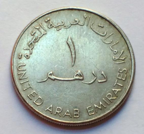 Moneda De Emiratos Árabes Unidos, 1 Dirham 1998.