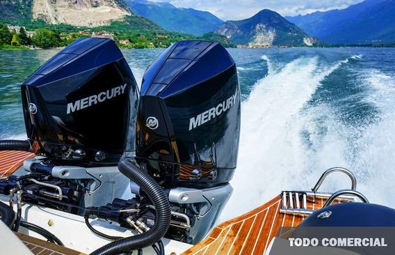 Motor Mercury 300 Hp 4 Tiempos. Nueva Generación