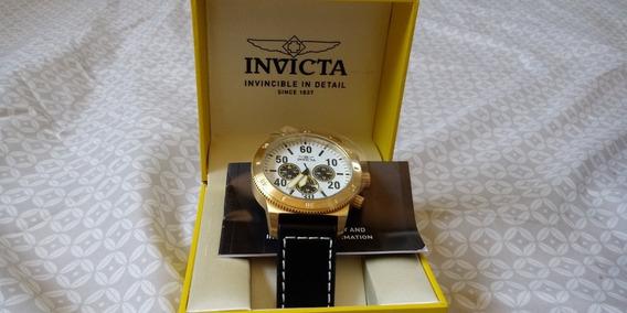 Invicta Speciality 16756 Original Pulseira Couro.cro Oferta