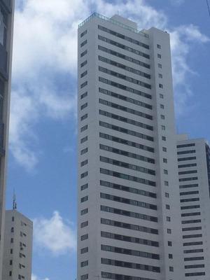 Aluga - Se Flat Em Boa Viagem 2 Mil Com As Taxas ! - Ap0100