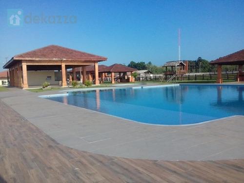 Terreno À Venda Na Fazenda Real Residence, Com 420m², Bairro Santa Isabel Do Pará, Santa Isabel Do Pará, Pa. - Par_169