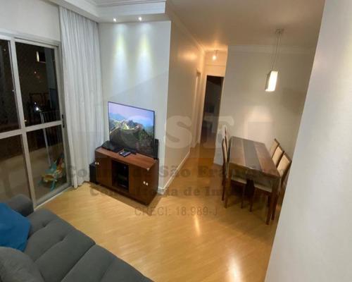 Apartamento De 69m² 2 Dormitórios Jardim Bonfiglioli - São Paulo - Ap14639 - 69263898