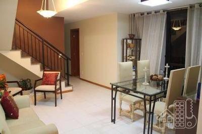 Cobertura Residencial À Venda 4 Quartos, 2 Suítes, Santa Rosa, Niterói. - Co0076