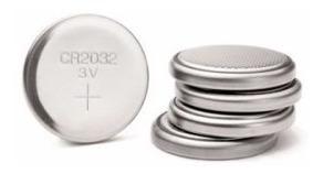 Kit 10 Bateria Cr2032 3v Lithium Balança Placa Mãe