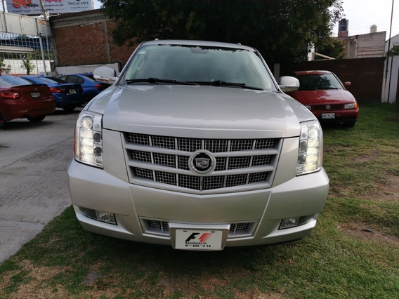 Cadillac Escalade Esv 6.2 Paq P Plinum At 2012