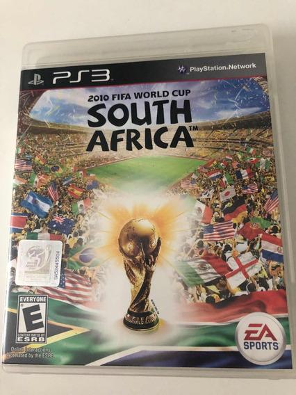 Copa Do Mundo África Do Sul Ps3