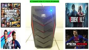 Pc Gamer Core I3 8gb Ram,placa De Video 2gb+jogos Brinde