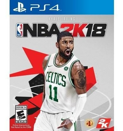 Nba2k18 Ps4 Original 2 Por 10 Dias