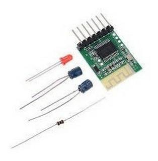 Modulo Receptor Audio Bluetooth 4.0 Stereo Con Pre Amp Mona
