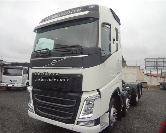 Volvo Fh 460 Bi Truck Globetrotter, Pacote Extra Comfort, Ud