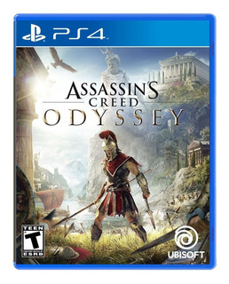 Assassins Creed Odyssey Ps4 Nuevo Y Sellado