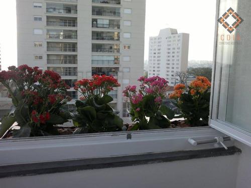 Apartamento Com 3 Dormitórios À Venda, 92 M² Por R$ 755.000,00 - Vila Mascote - São Paulo/sp - Ap51947