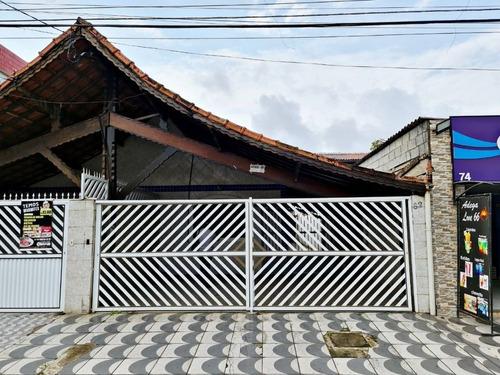 Imagem 1 de 14 de Casa Com 2 Dormitórios À Venda, 100 M² Por R$ 390.000,00 - Caiçara - Praia Grande/sp - Ca0295