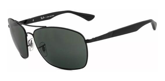 Óculos De Sol Ray-ban Rb3531l 006/71 64-15