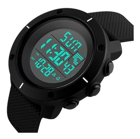 Relógio Masculino Skmei Esporte Militar Digital Led Original