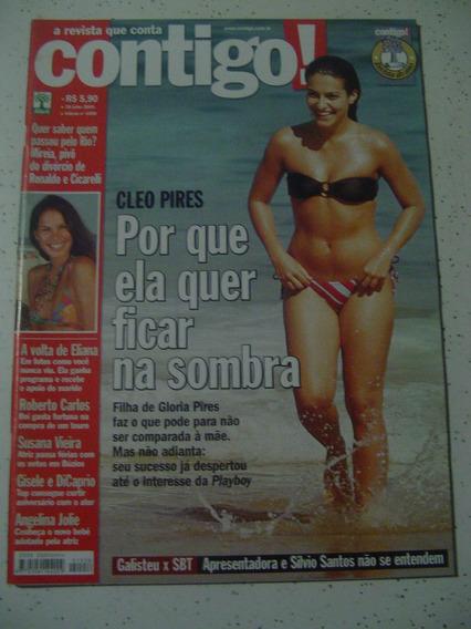 Revista Contigo 1558 Cleo Pires De Biquin Susana Vieira 2005