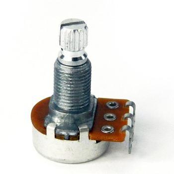 Potenciômetro Santo Angelo B250k Tone Base Peq Eixo Curto X7