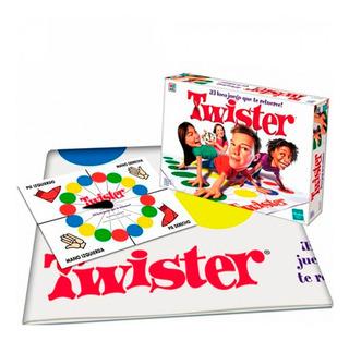Juego De Mesa Twister Versión Original De Hasbro