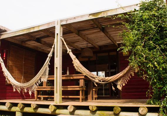 Mainumbì#1 Cabaña En Punta Del Diablo Uruguay - X7pax