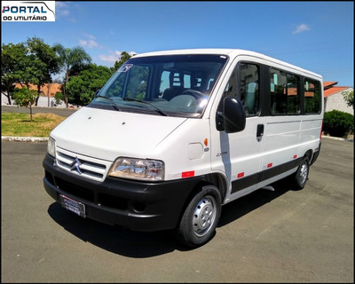 Jumper Minibus -2014- Único Dono, 16 Lugares, Branca !!