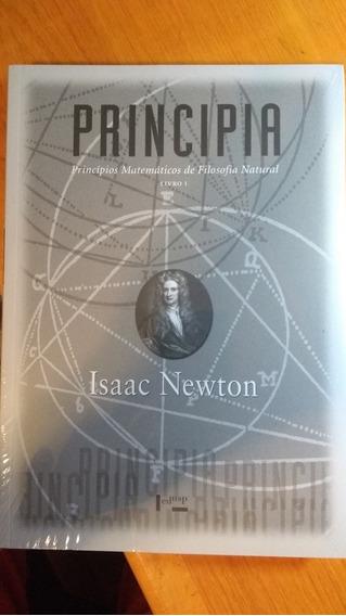 Livro Principia De Newton