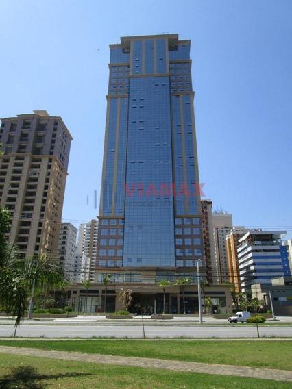 Excelente Sala Comercial Duplex Com 67m² Para Locação No Pátio Das Américas, Jardim Aquarius, São José Dos Campos. - Sa0340