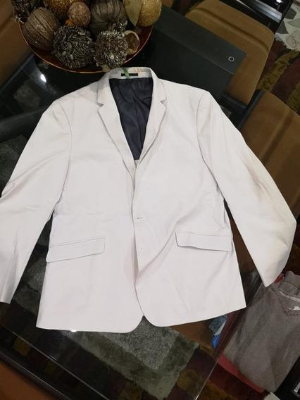 Chaqueta Vestir Kenneth Cole Xxl Original, Promoción 15 V R