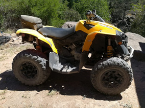 Can Am Renegade 800r Modelo 2013