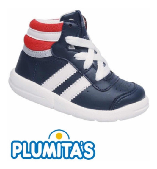 Zapatillas Plumitas Ñinos Casual 3025