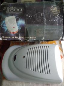 Sirene De Alarme 3 Tons 120db Mp-1000a