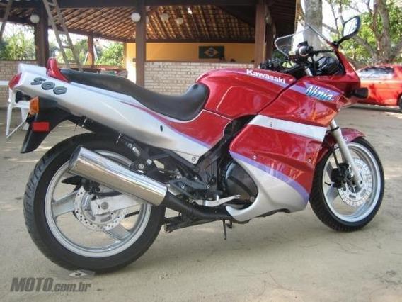 Kawasaki Ninja Ex 500 Ano 96/96 Novíssima