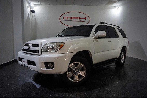 Toyota 4runner Limited 3 Filas Blindaje 3 Plus 2009