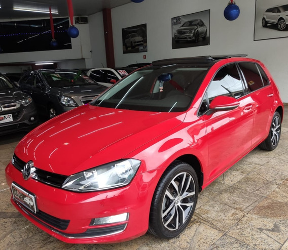 Volkswagen Golf 1.4 Tsi Highline Teto++start+freio Elet