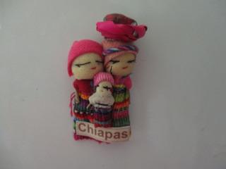 Imán Para El Refri De Chiapas