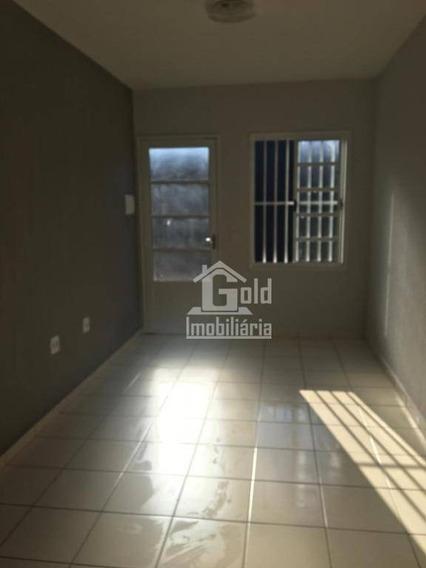 Casa Com 2 Dormitórios Para Alugar, 160 M² Por R$ 900/mês - Jardim Cristo Redentor - Ribeirão Preto/sp - Ca1228