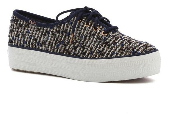Tenis Keds Casuales Mujer Sport Wf57454