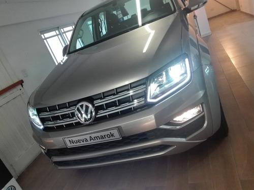 Volkswagen Amarok 2.0 Cd Tdi 180cv 4x2 Highline Automatica