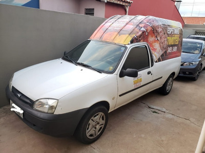 Ford Courier L 1.6 Flex