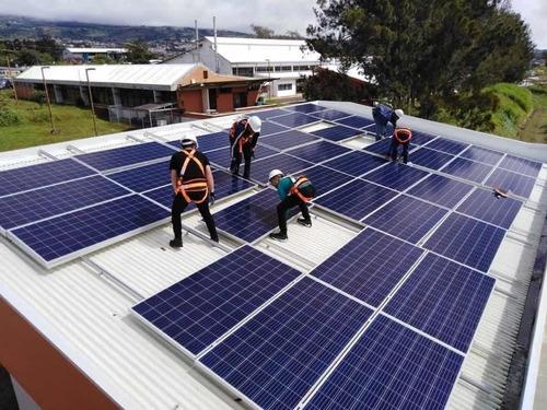 Imagen 1 de 1 de Paneles Solares 400 Watts
