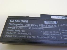 Bateria Samsung Np300 11,1v 48wh Id:aa-pb9nc6b