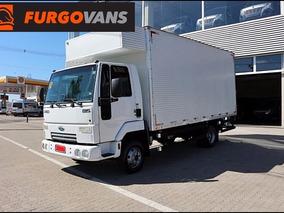 Cam. Ford Cargo 815 Branco 2012 (3471)