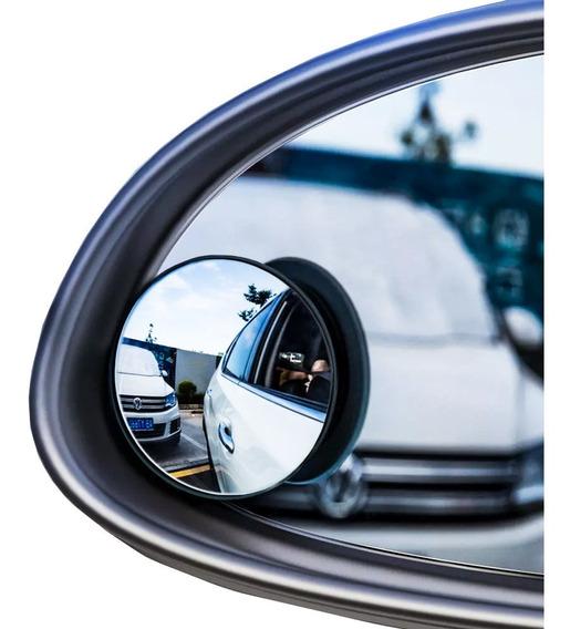 Espelho Retrovisor Convexo Auxiliar 5cm Universal Carro Moto