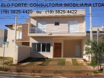 Casa A Venda, Villagio De Itaici, Indaiatuba - Ca01001 - 2991683