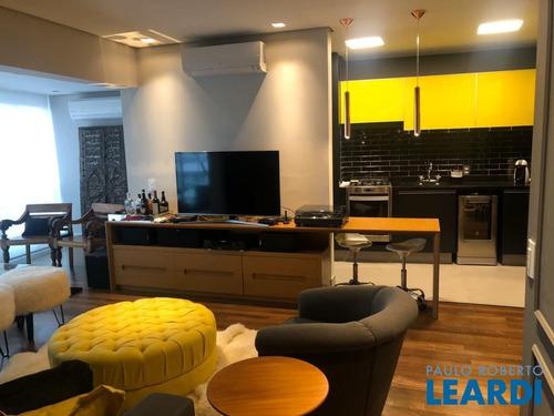 Imagem 1 de 13 de Apartamento - Pinheiros  - Sp - 595560
