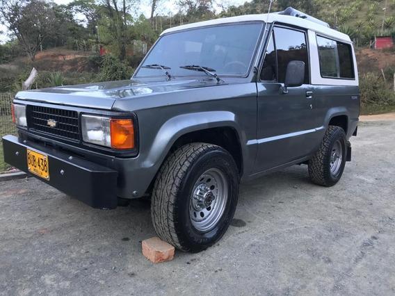 Chevrolet 1991 Trooper 960
