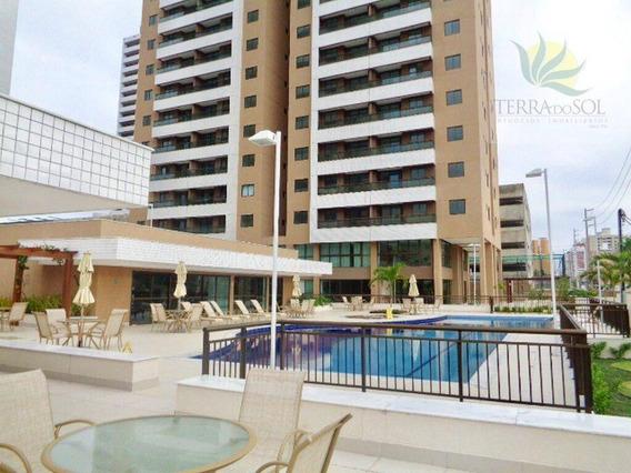 Apartamento Novo Vizinho Ao Shopping Riomar. - Ap0441