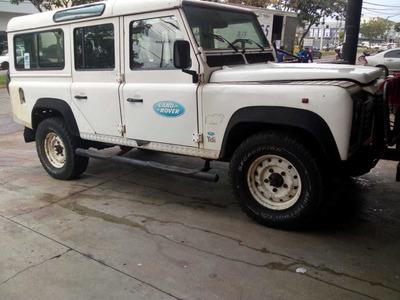 Land Rover Deender 110