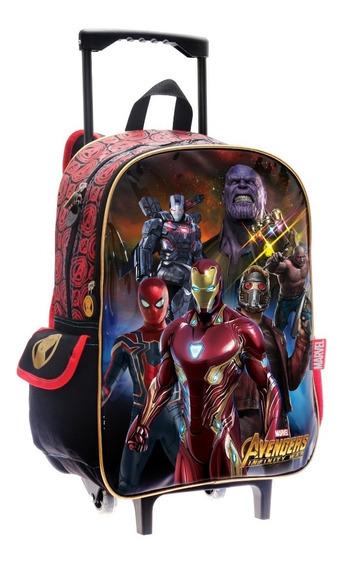 Maletas Escolares De Niño Avengers Infinity Grande