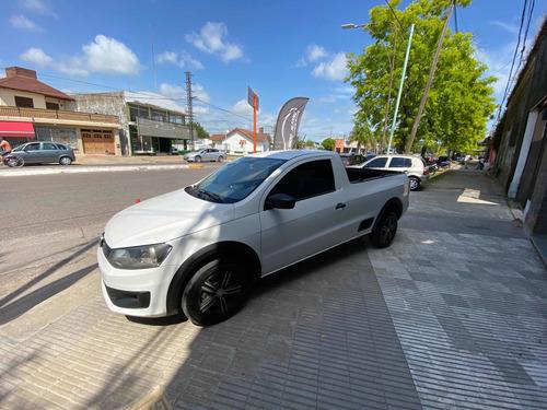 Volkswagen Saveiro 1.6 Gp Cs 101cv Safety 2016